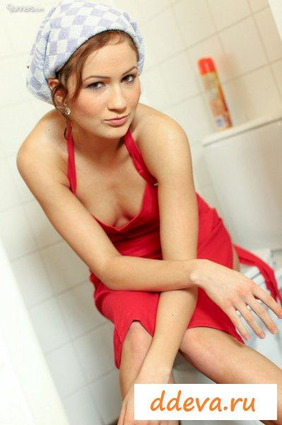 Уборщица хочет в туалет