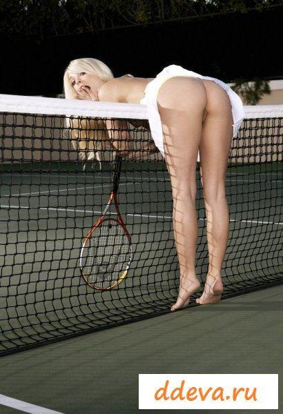 Теннисистка проиграла матч